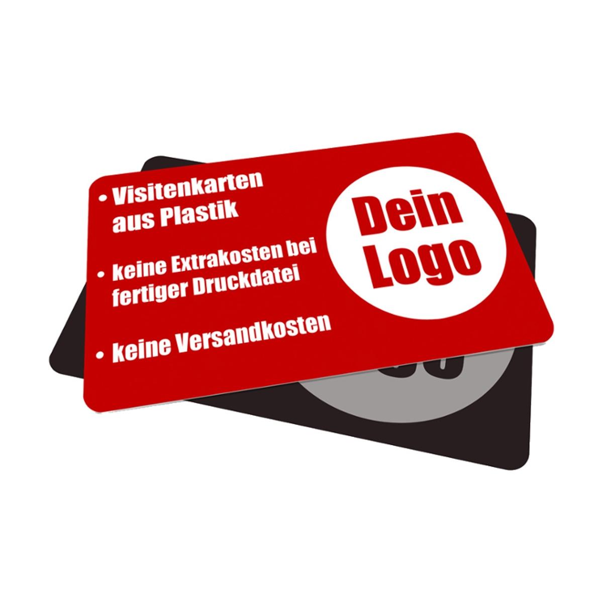 Visitenkarten Plastik Druckundso De
